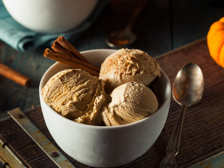 Quince & Vanilla Sorbet