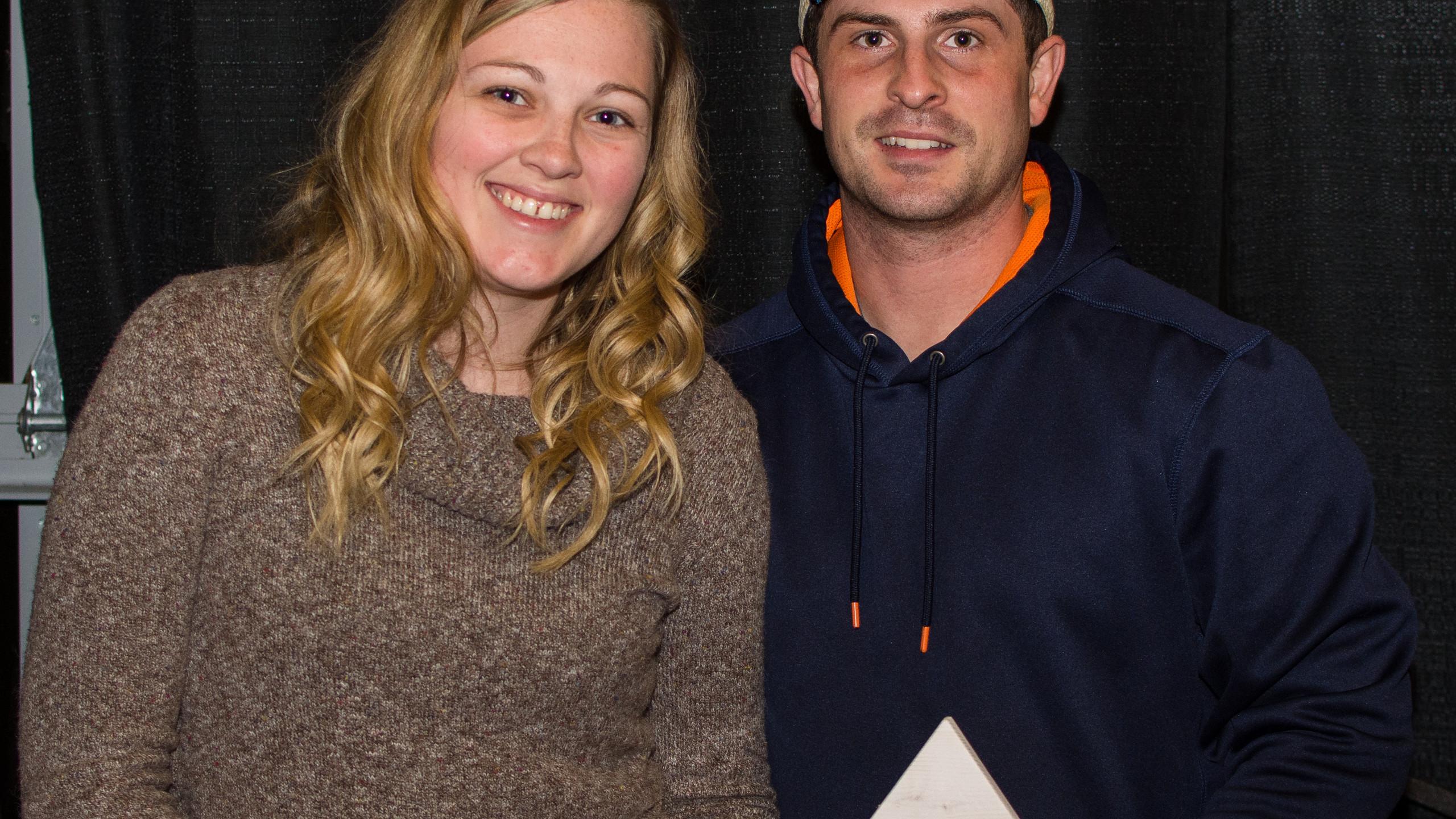 Amanda and Mike Glaser
