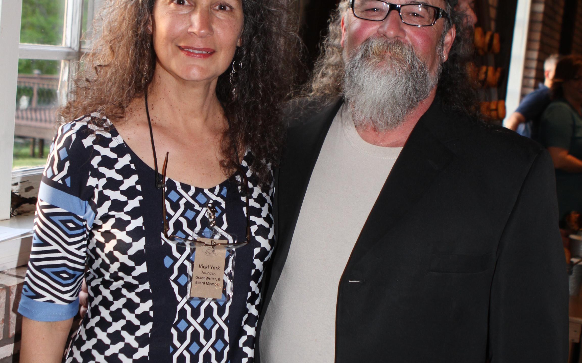 Victoria & Kenny York
