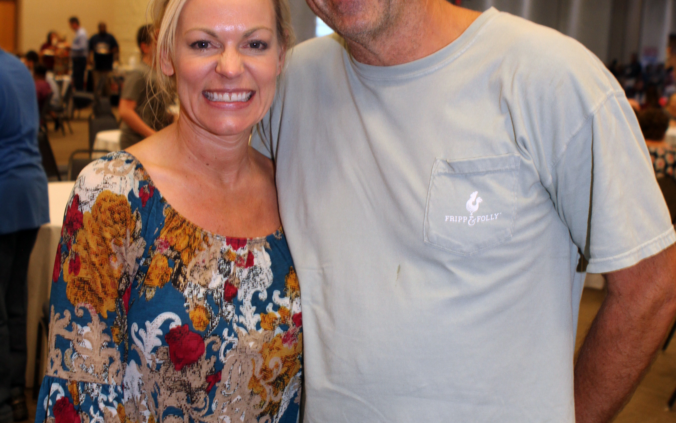 Mary Beth & George Tomica