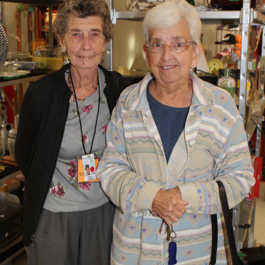 Sue Lehman, Bertha Smith