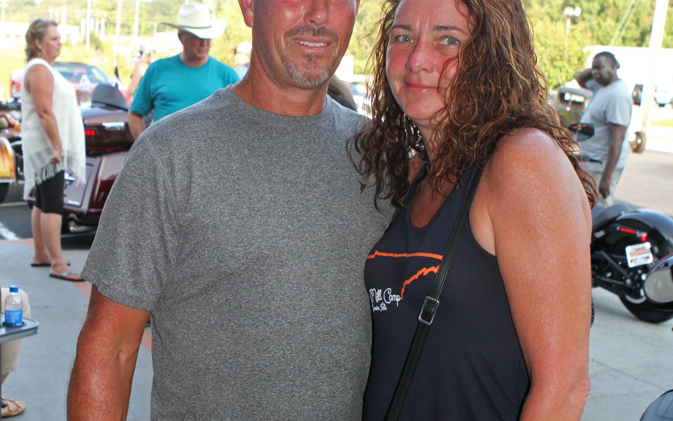 Tim & Stacie Krantz