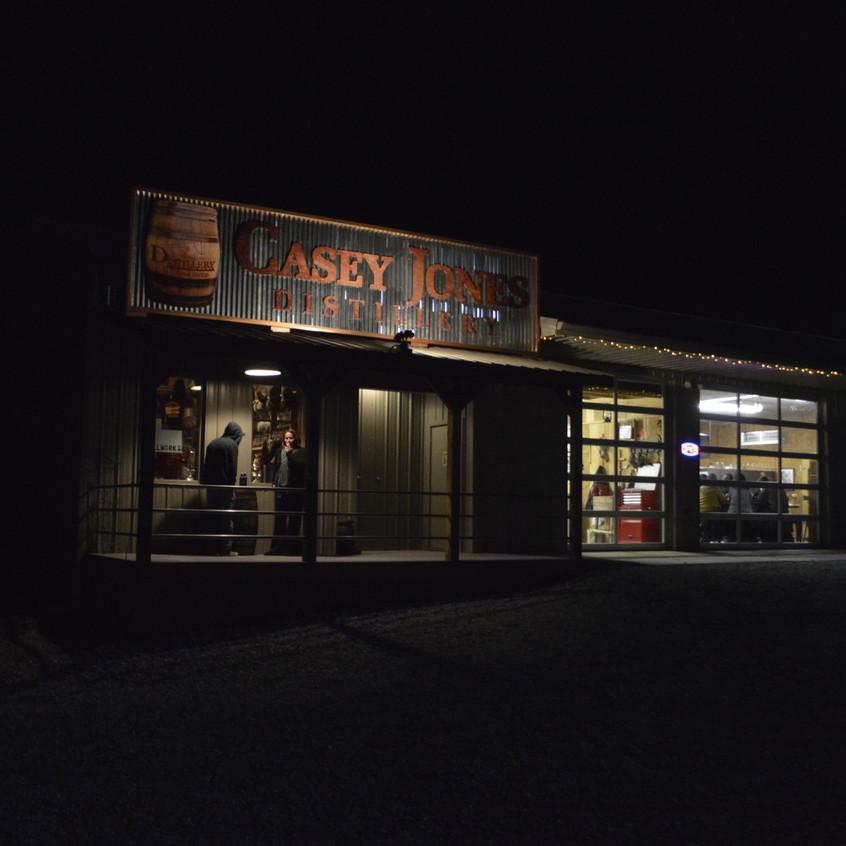1 Casey Jones Distillery