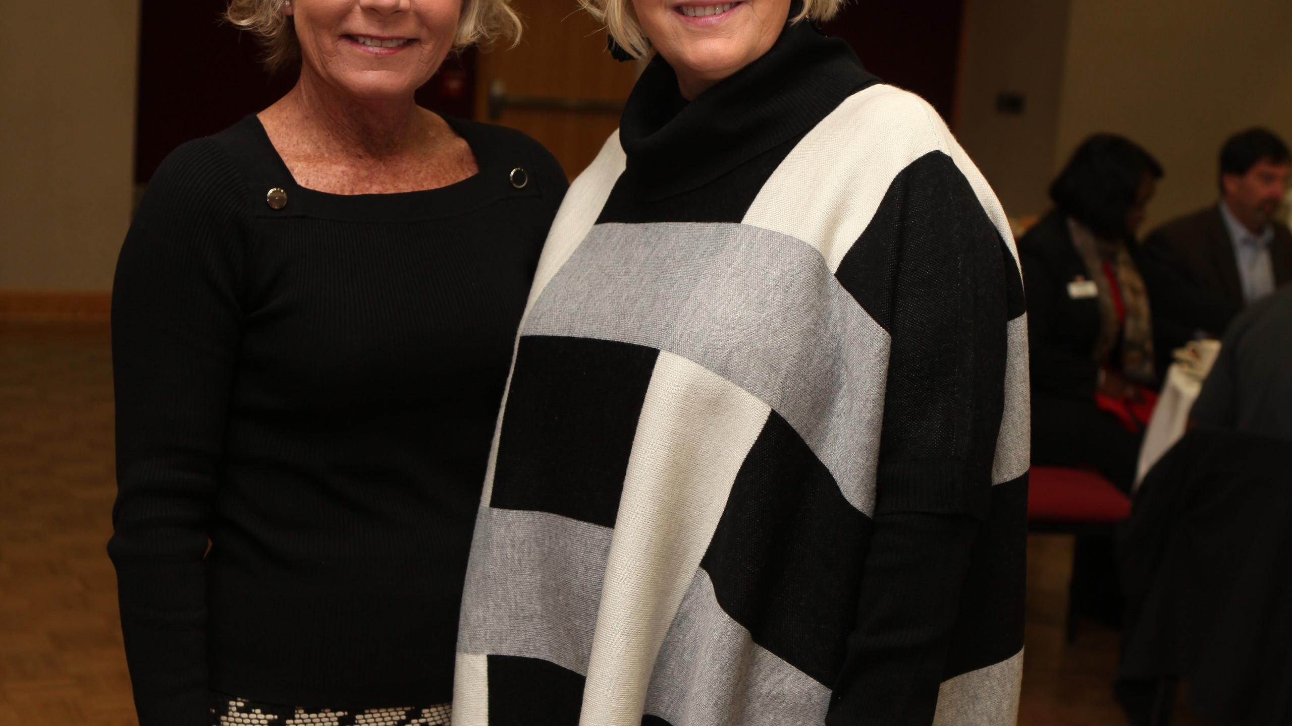 Julie Parks, Melinda Shepard