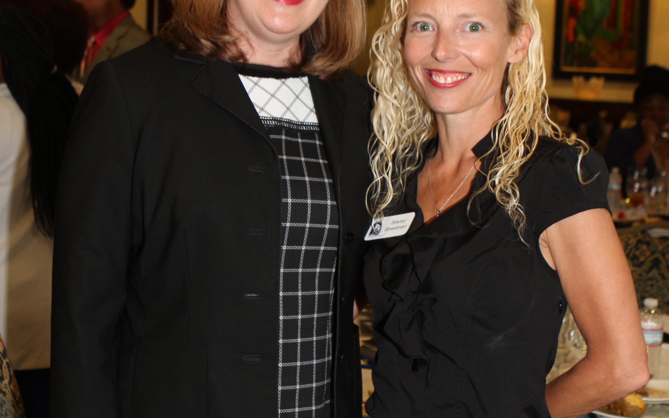 Judge Jill Bartee Ayers, Stacey Streetma
