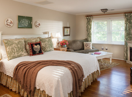 Luxury Lodging: The Chanticleer Inn Bed & Breakfast on Lookout Mountain