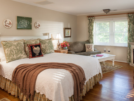 Luxury Lodging: The Chanticleer Inn Bed & Breakfast on Lookout Mountain
