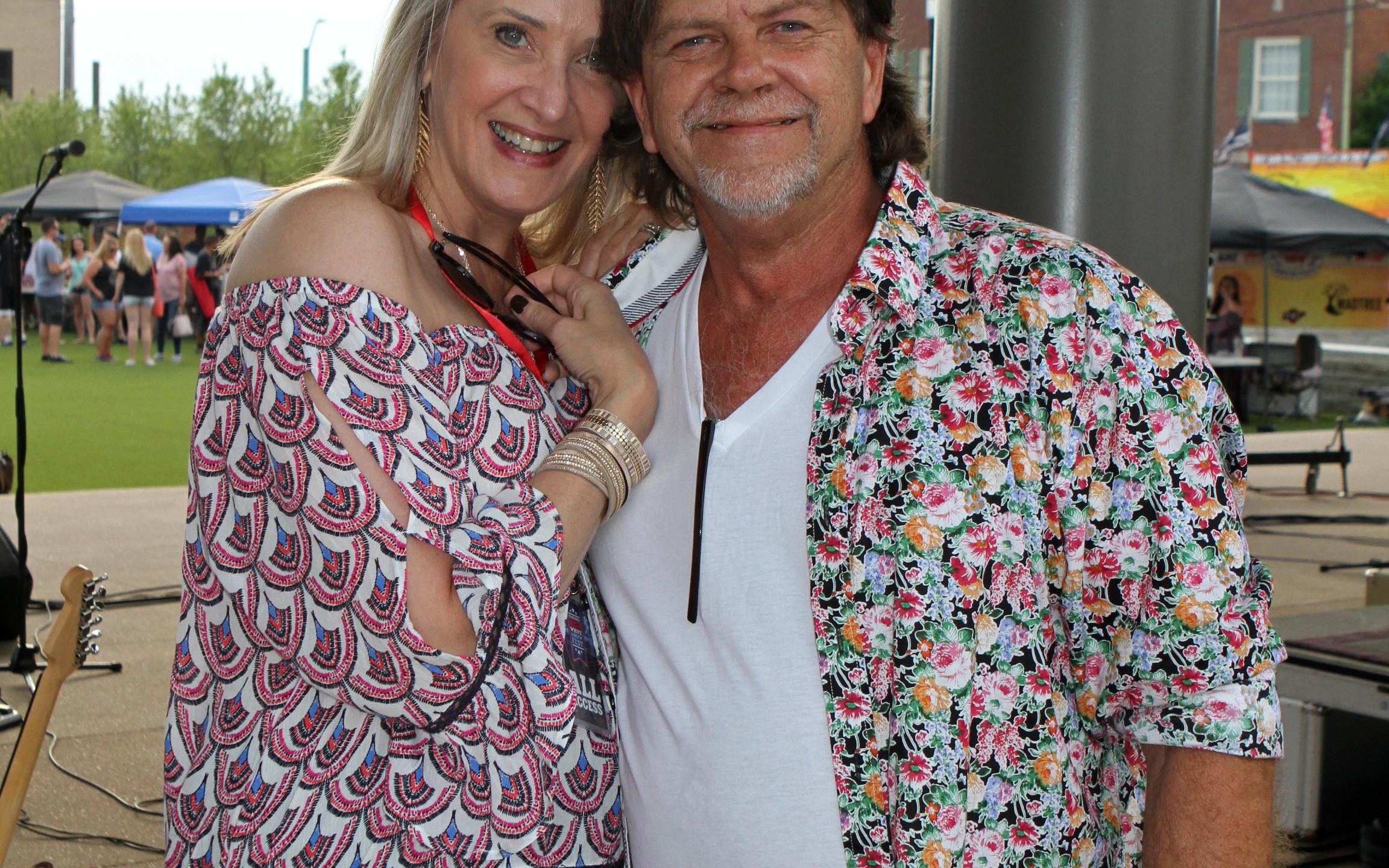 Joan and Sam Haines 2