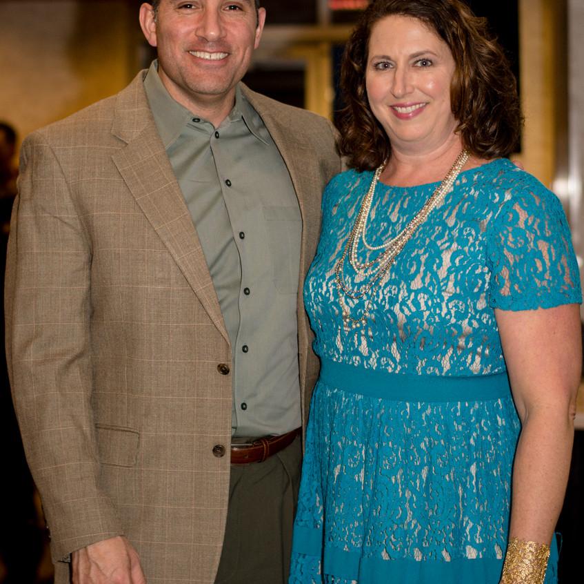 Major General Andrew Poppas and Mrs. Beth Poppas copy
