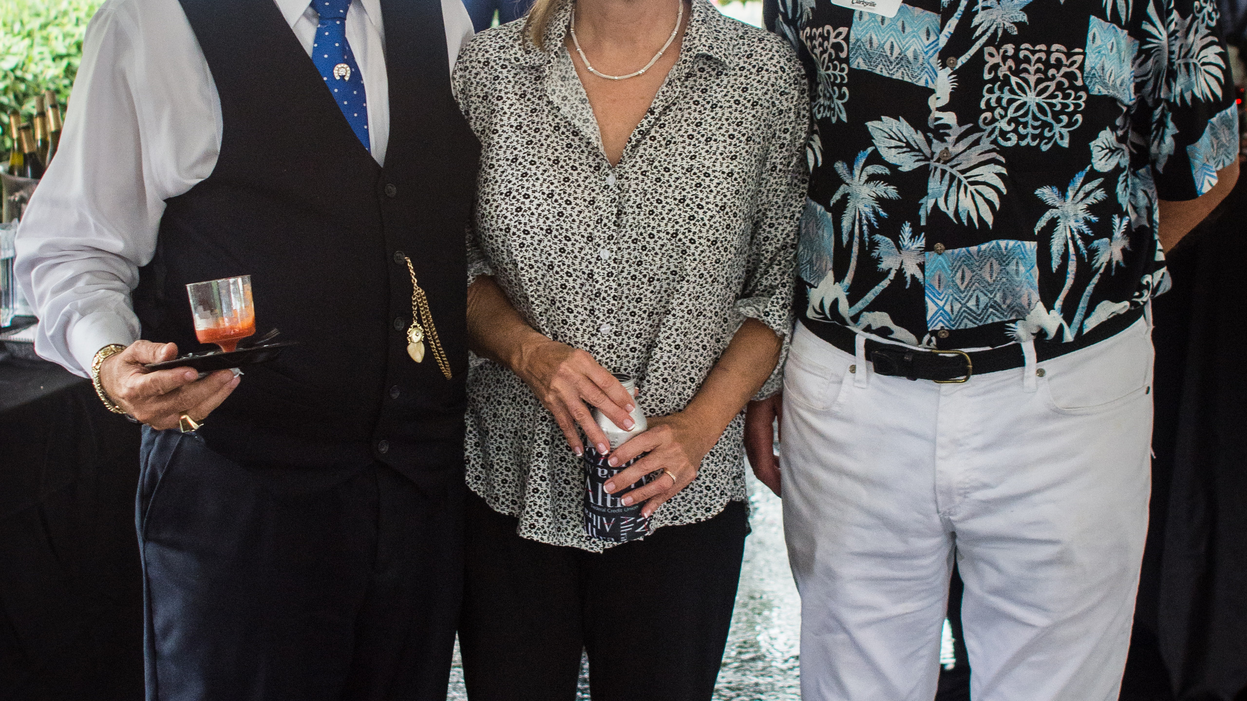 Kevin Kennedy, Cindy Chambers, and Charles Smith