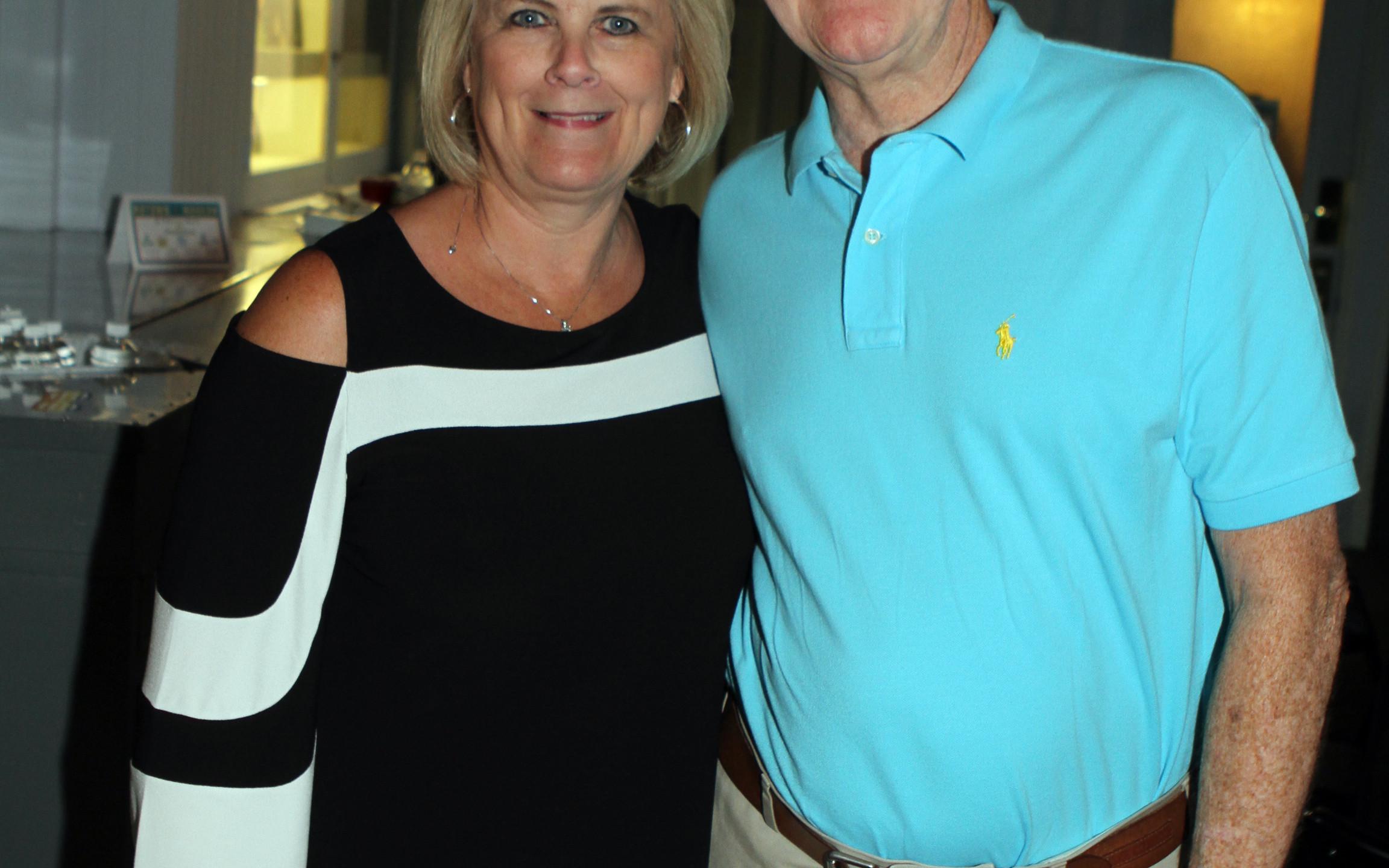 Brenda & Jack Graham