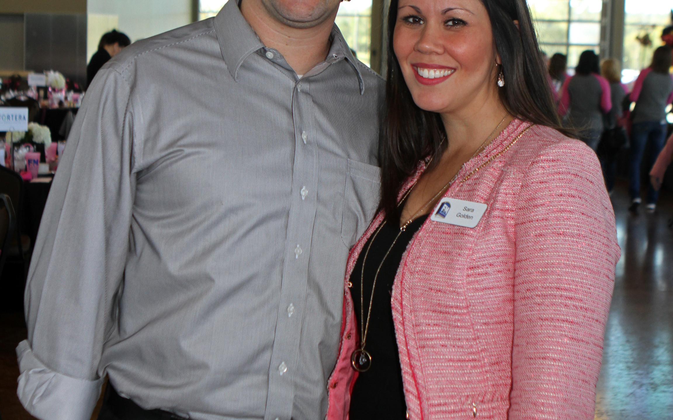Wes & Sara Golden