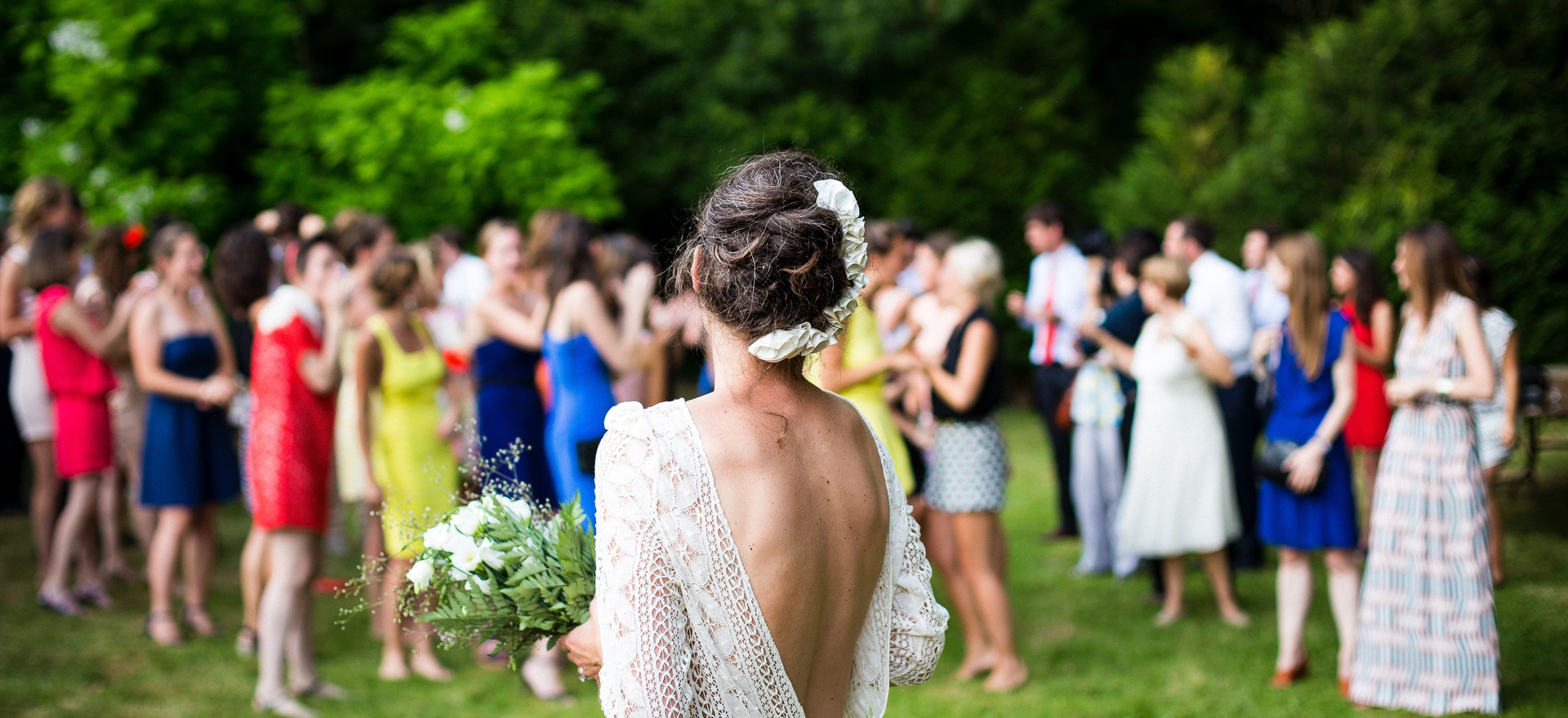 Equal Opportunity Bouquet Toss