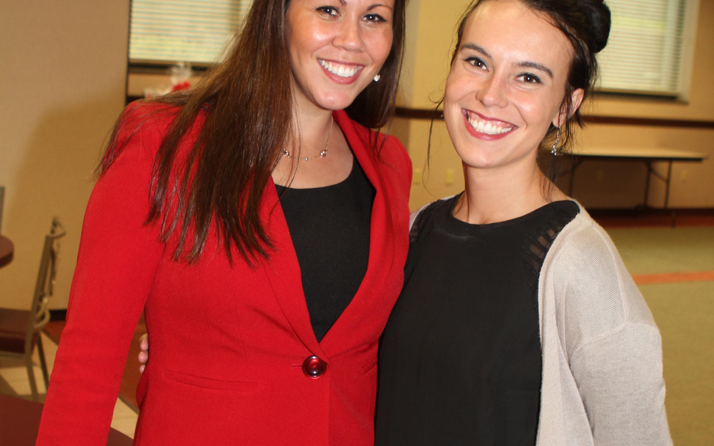 Sara Golden, Jessica Tagert