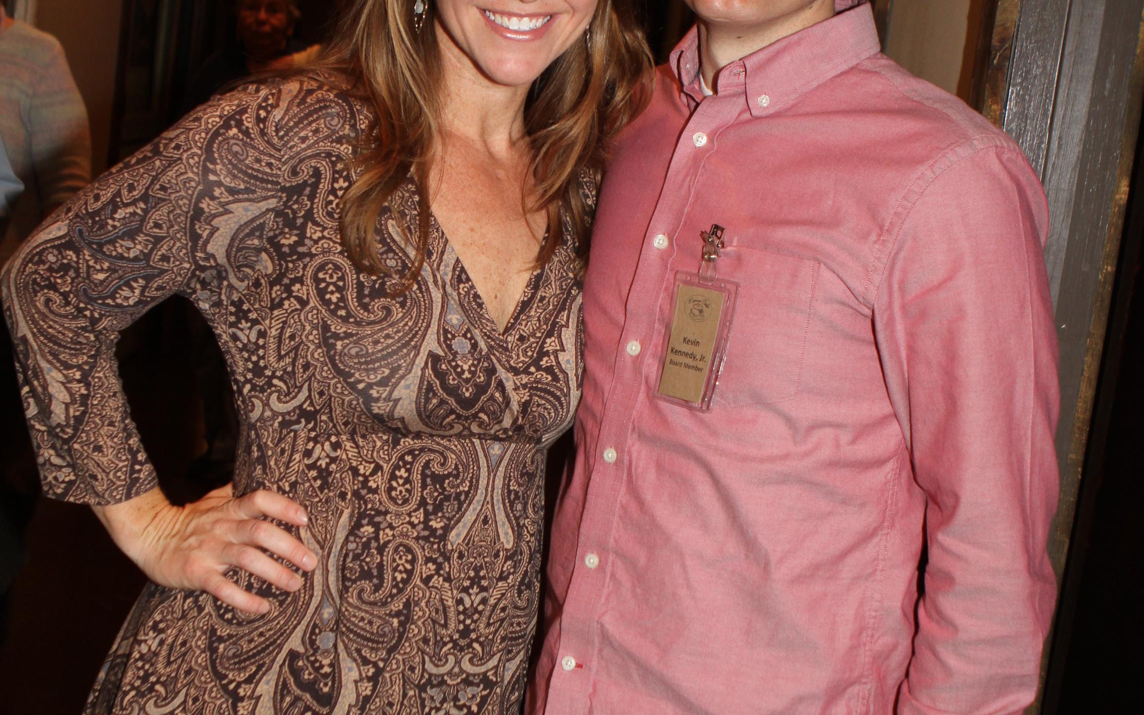 Adonia & Kevin Kennedy Jr.