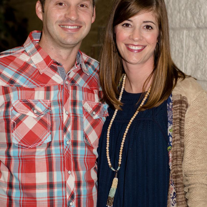 David and Brooke Bryan