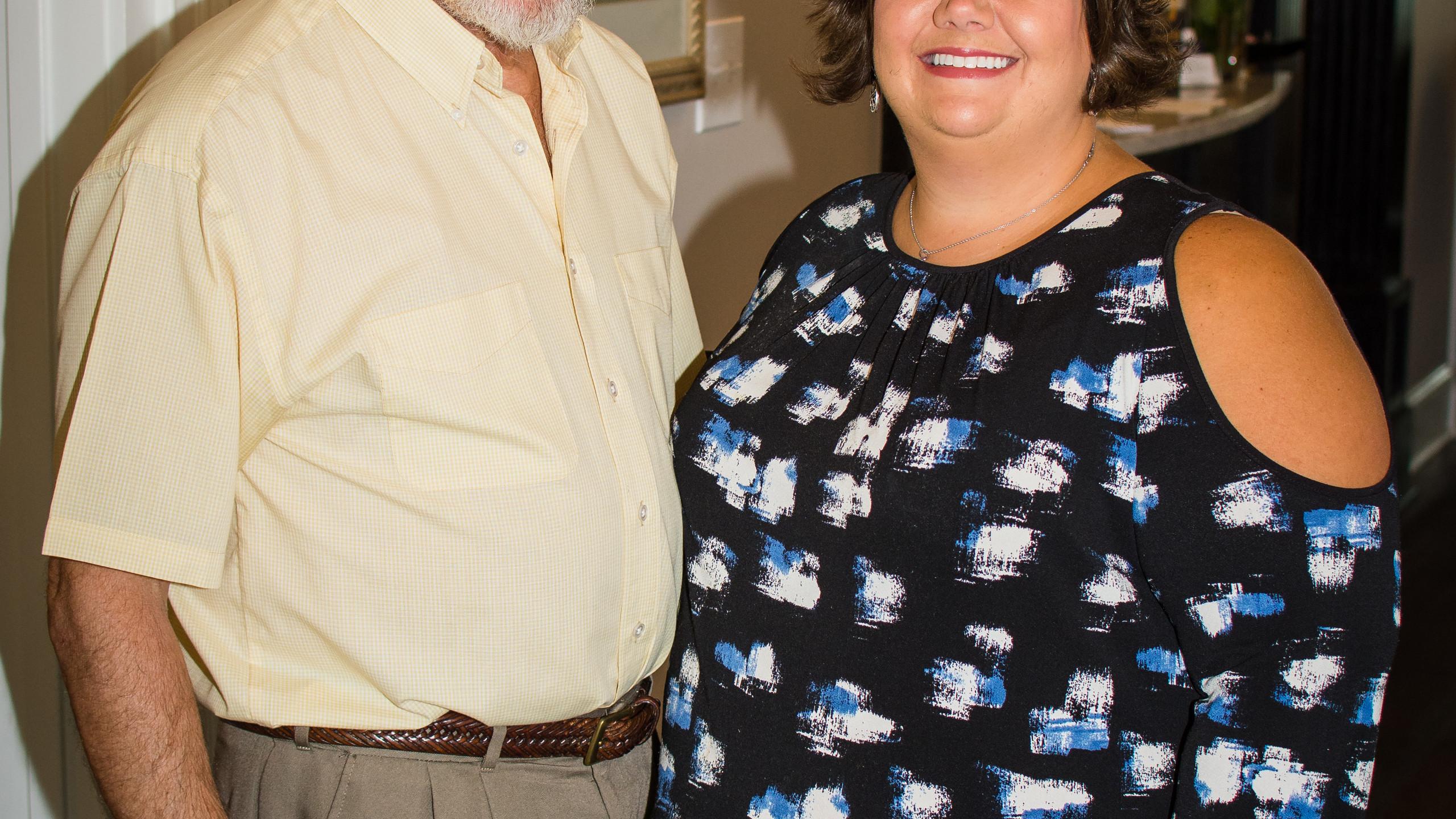 Don Malkowski and Michelle Malkowski