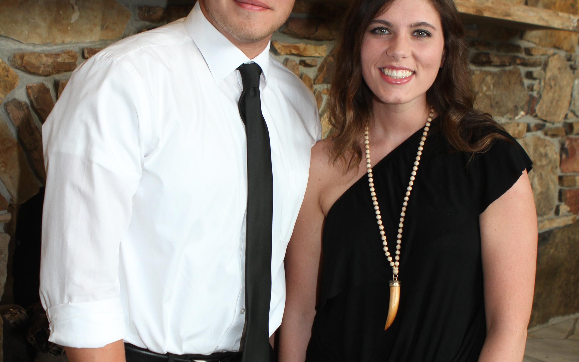 Connor Ballard, Jessica Mohon