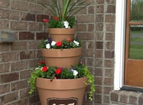 DIY: Terra Cotta Planter