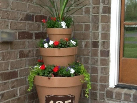 DIY: Terra Cotta Planter