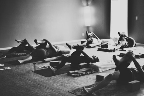 Strike A Pose, Take A Breath... & Get Healthy.