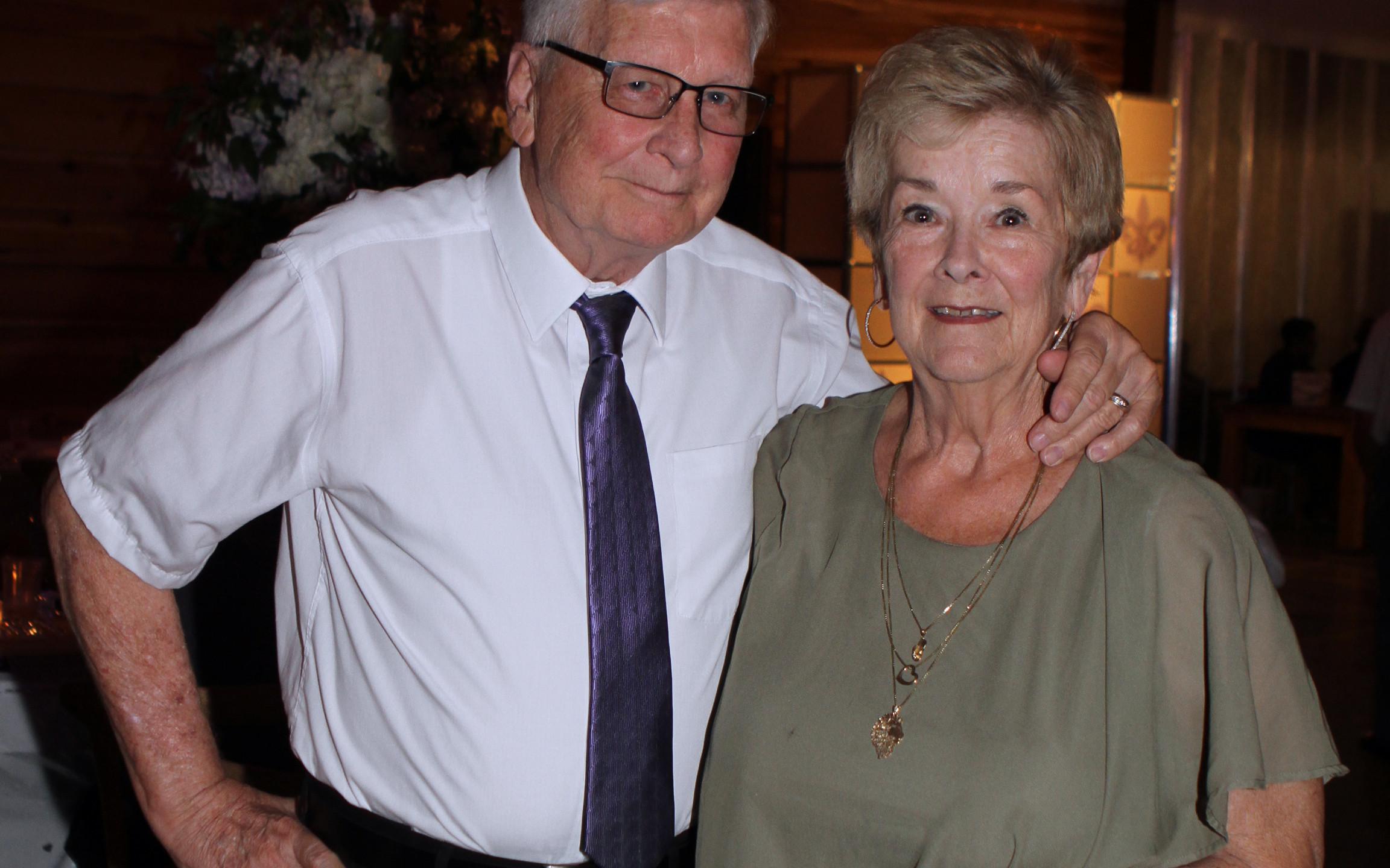 Troy & June Robnett