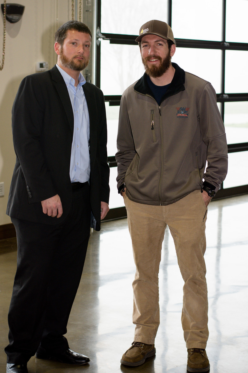 Cal Wray and Matt Cunningham