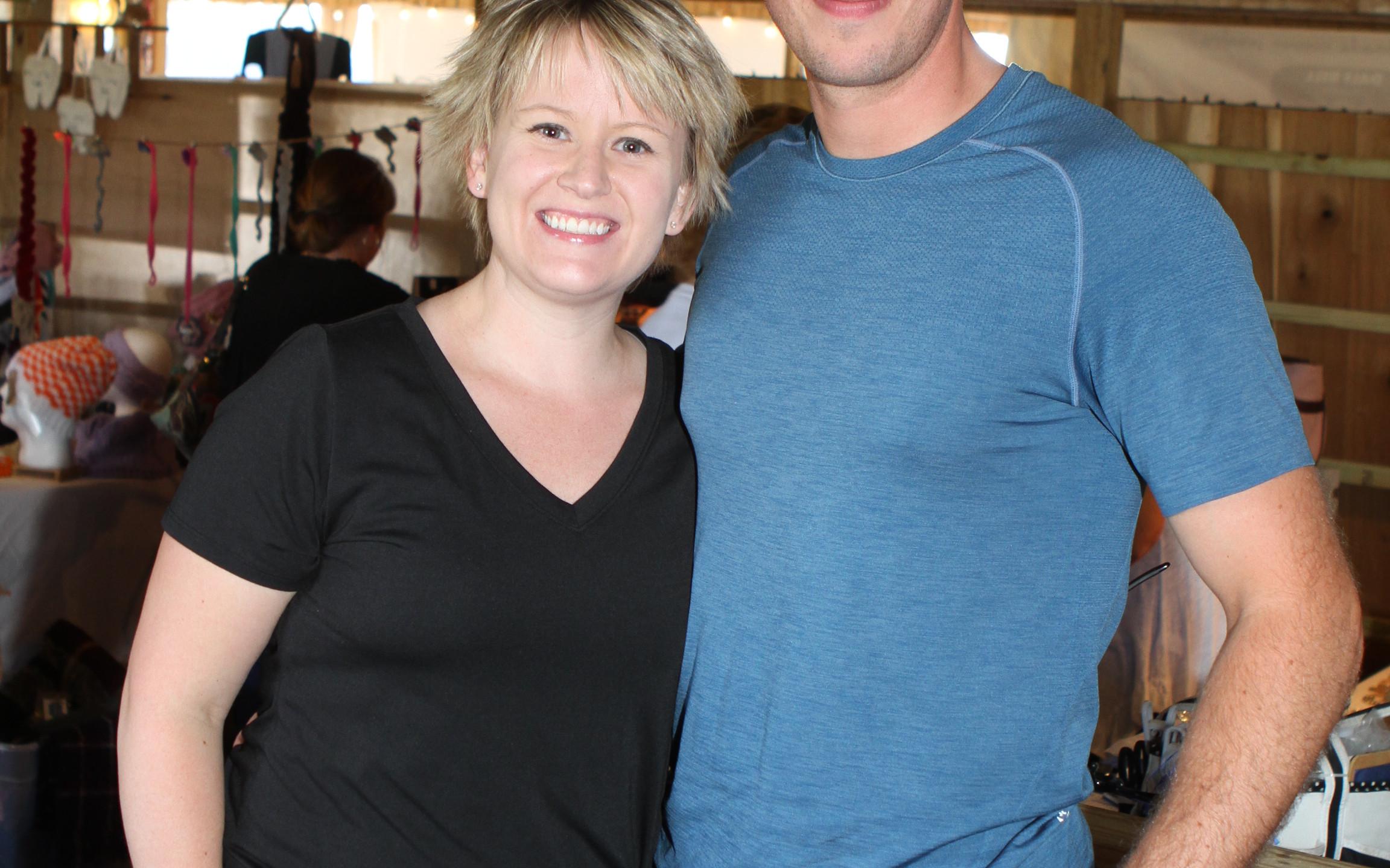 Elizabeth & Shaun Heath