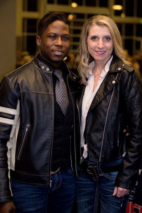 Tony and Kim Dillard