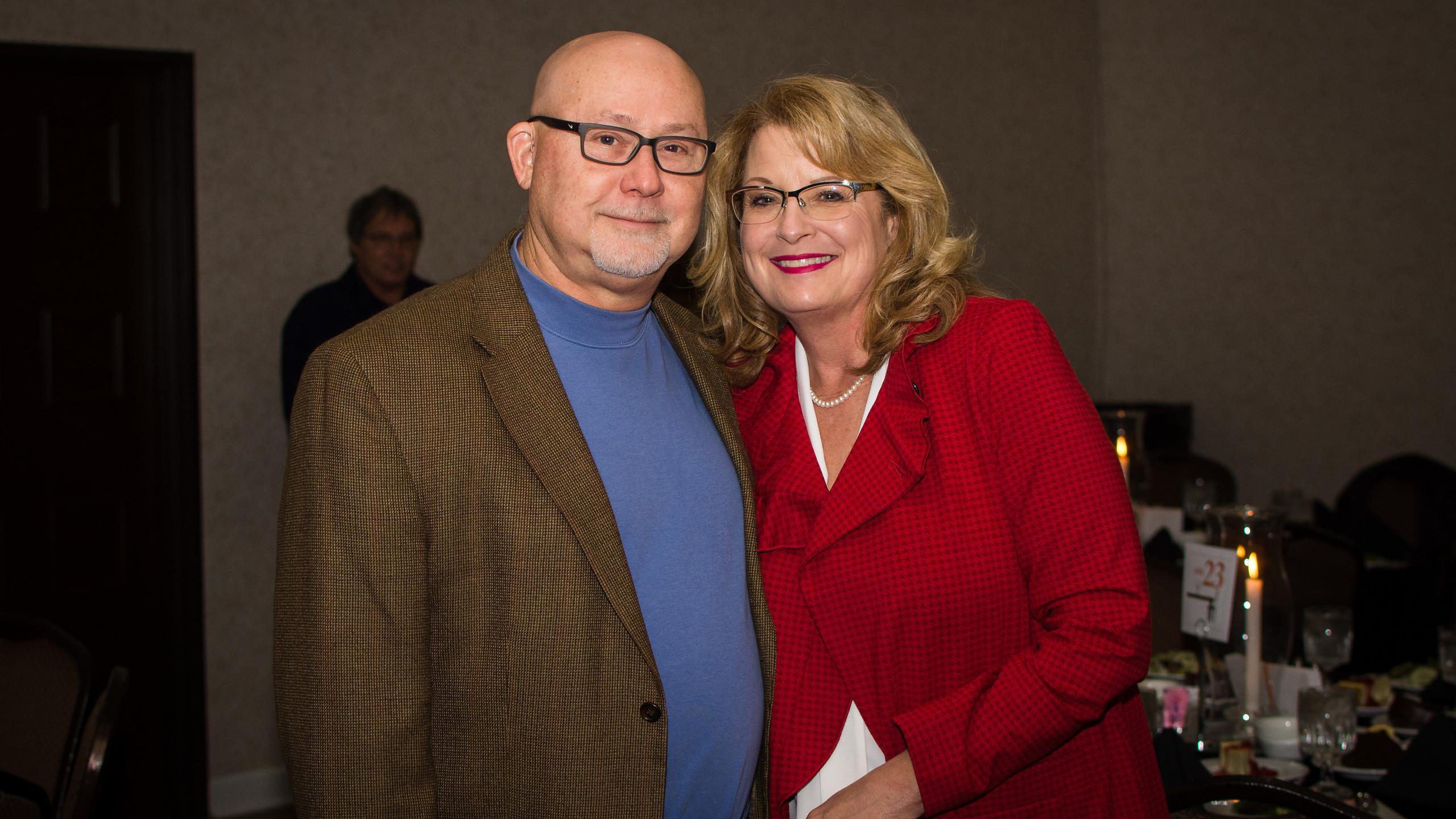 Robert and Betty Burchett