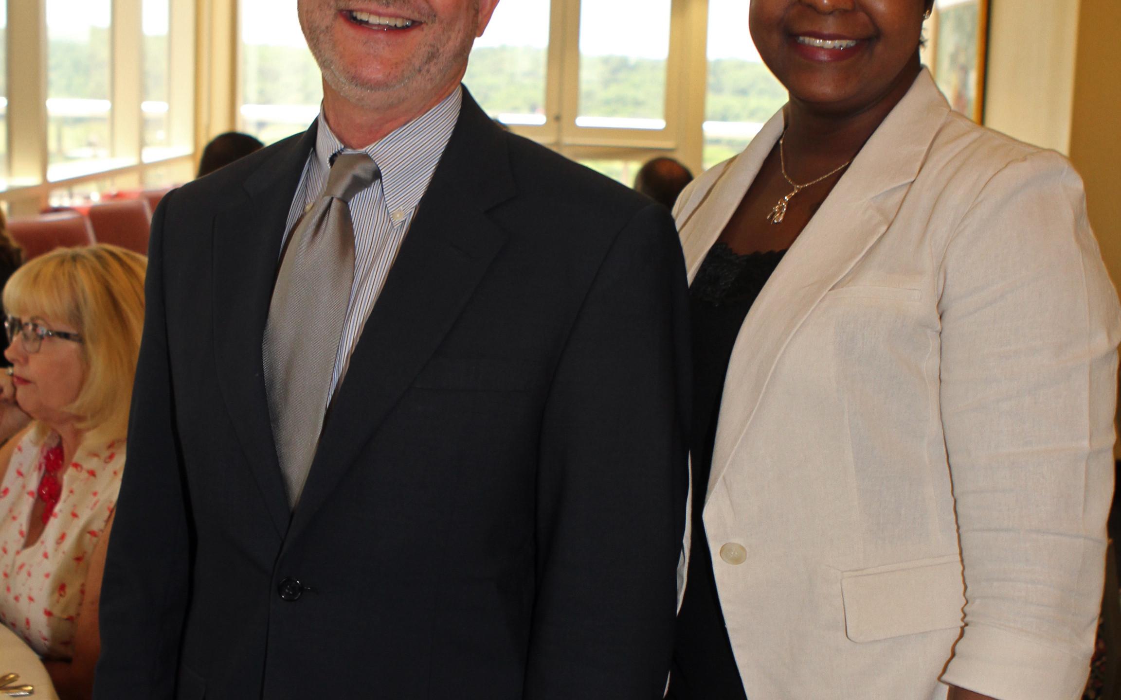 Judge Tim Barnes, Ericka O'Neal