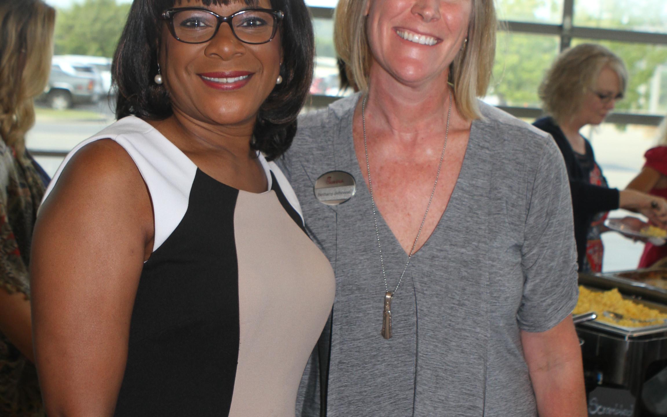 Margaret Chase, Bethany Johnson