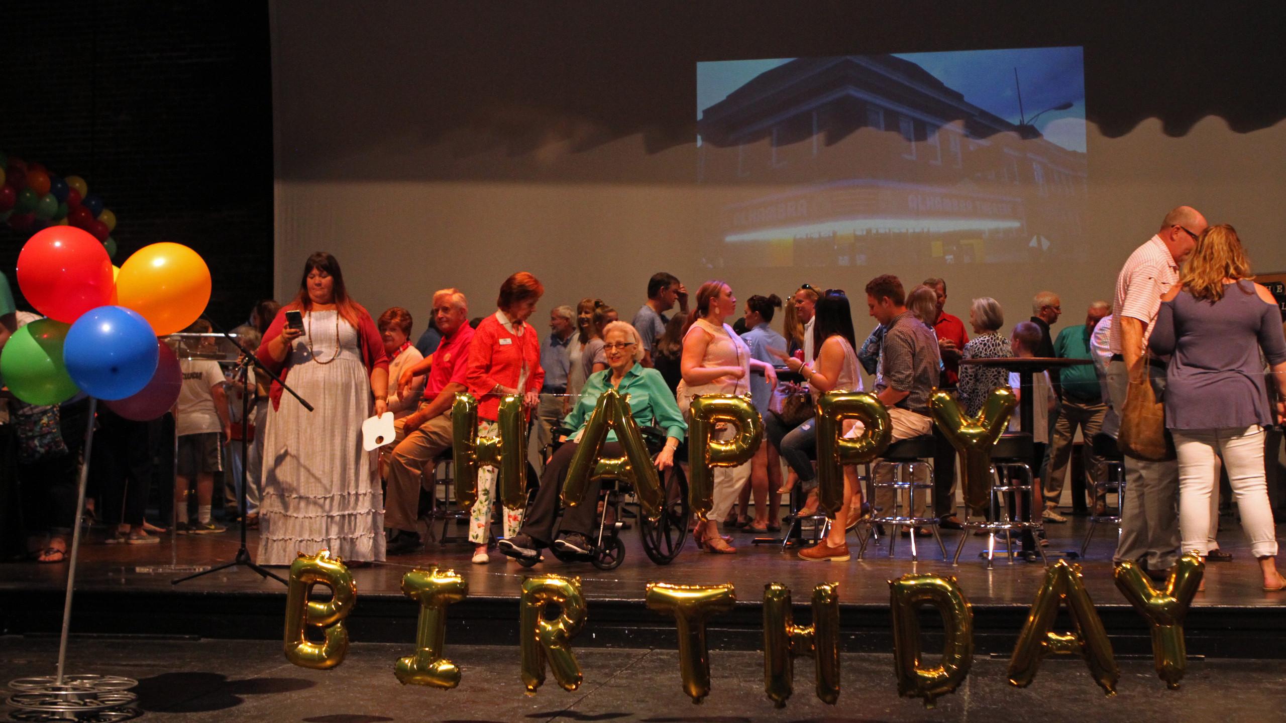 Alhambra Theater Celebrates its 90th Bir