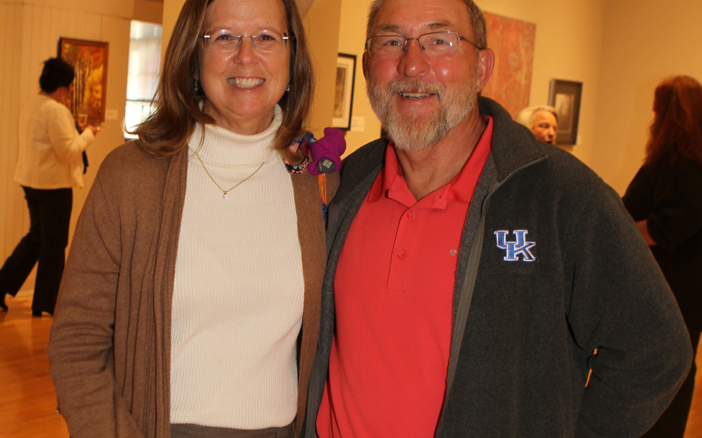 Cheryl & Mike Bowers
