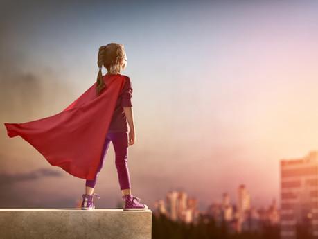 Spectrum of Superheroes