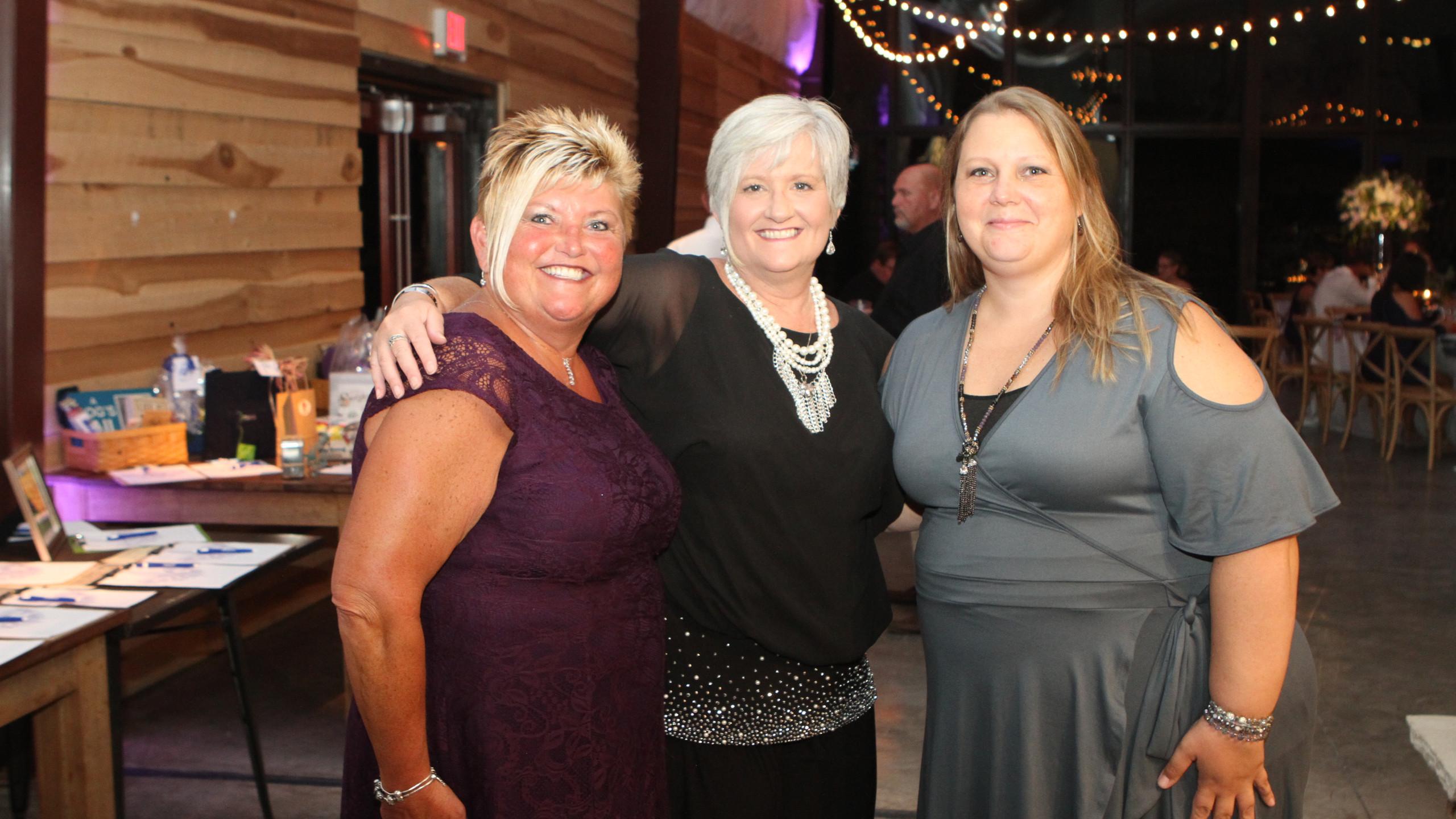 Katherine Latham, Cindy Stonebraker, Hea