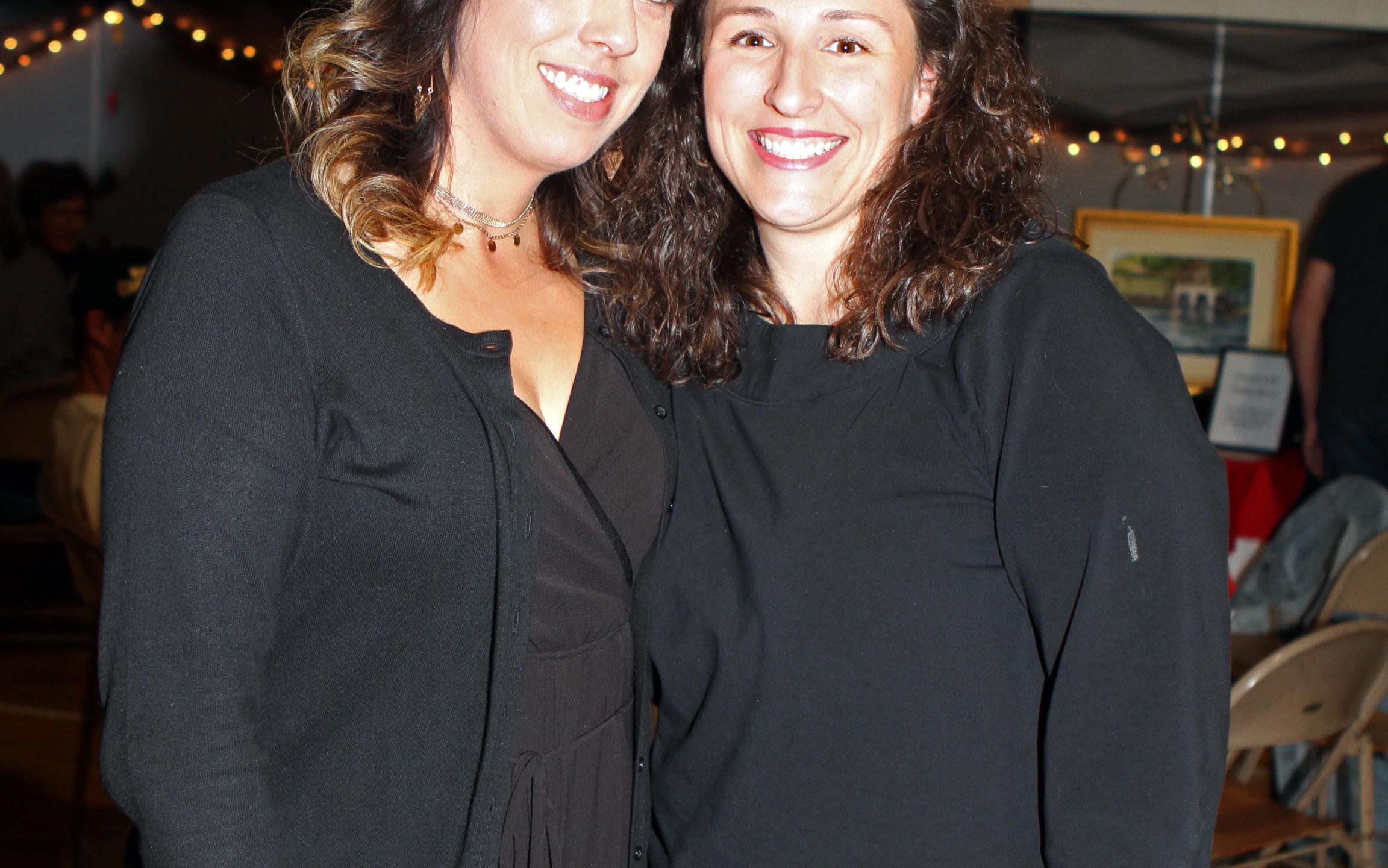 Emma Carroll & Kristina Johnson