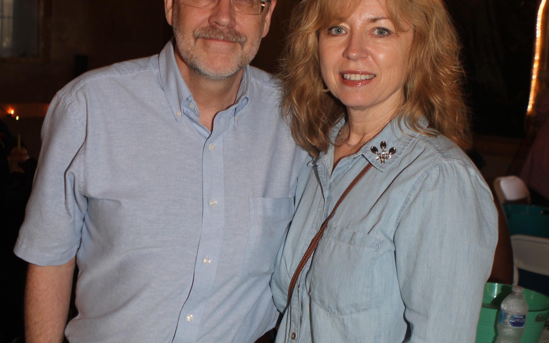 Wendell & Charlene Worley