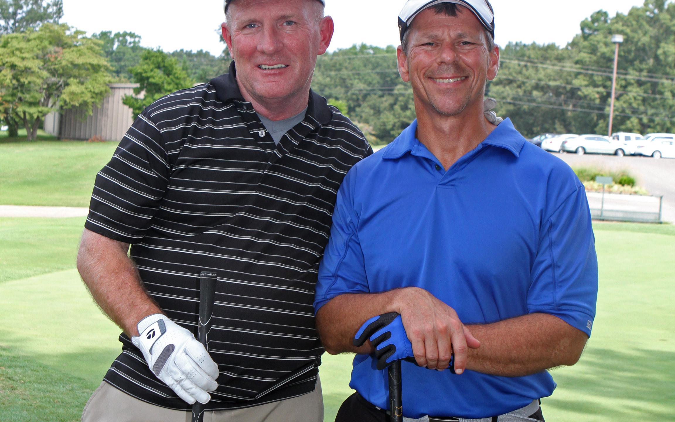 Bryan Thomas, Randall Moore