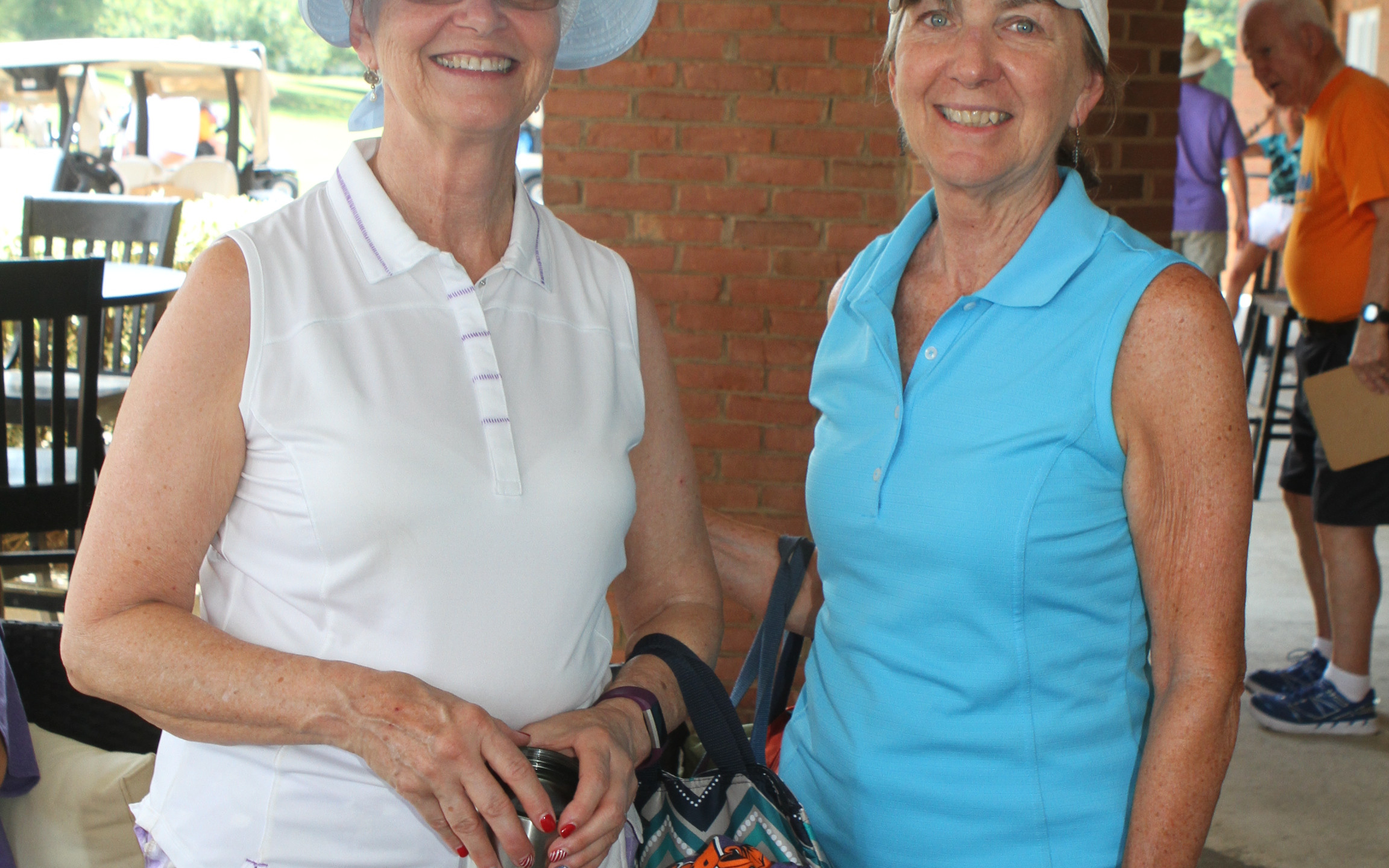 Carol Krueckeberg, Molly Terry