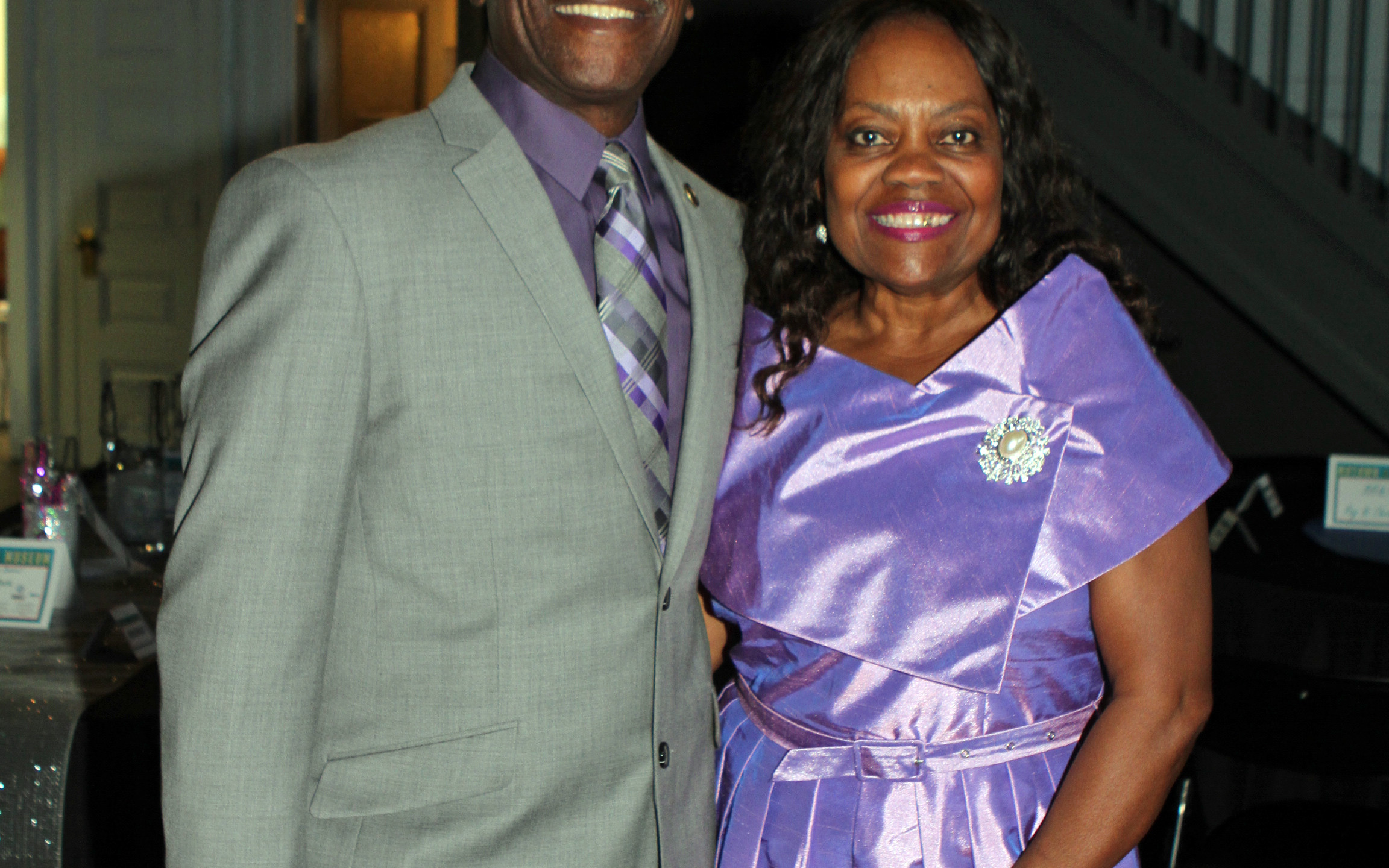 Toledo & Joyce Bradford
