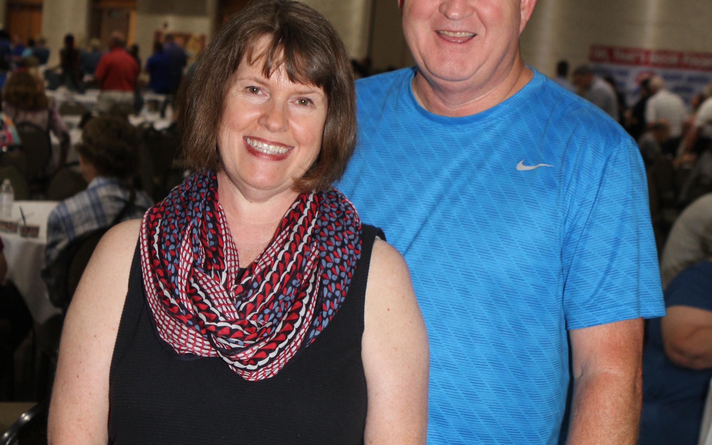 Lea Anne & Jeff Fritts,