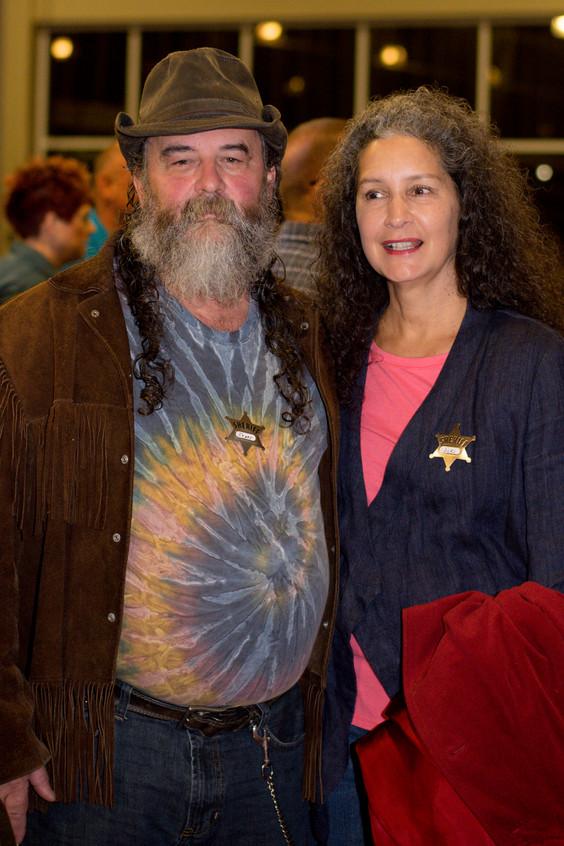 Kenny and Vicki York
