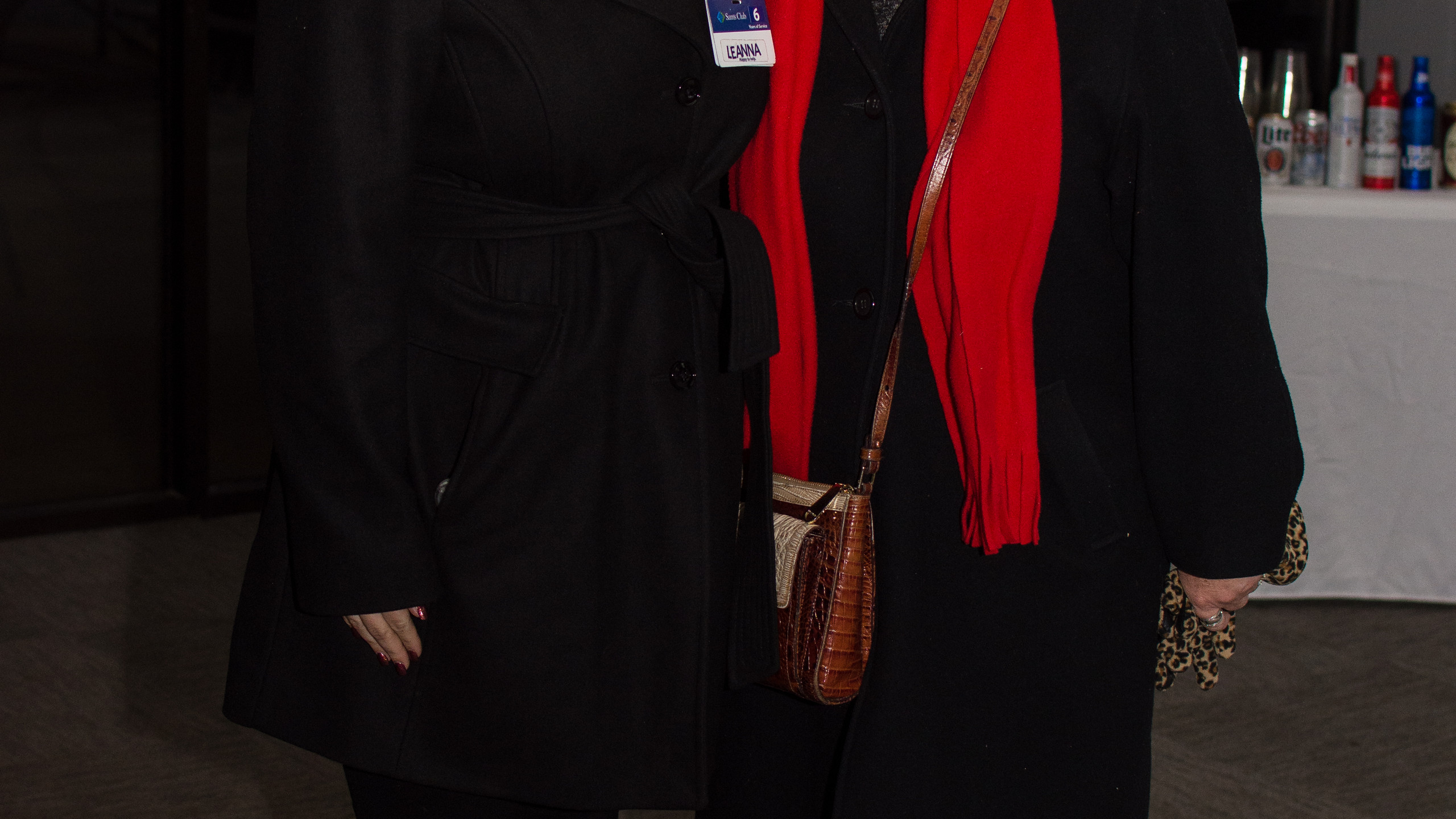 Leanna Buckworth and lesa Rogowitz
