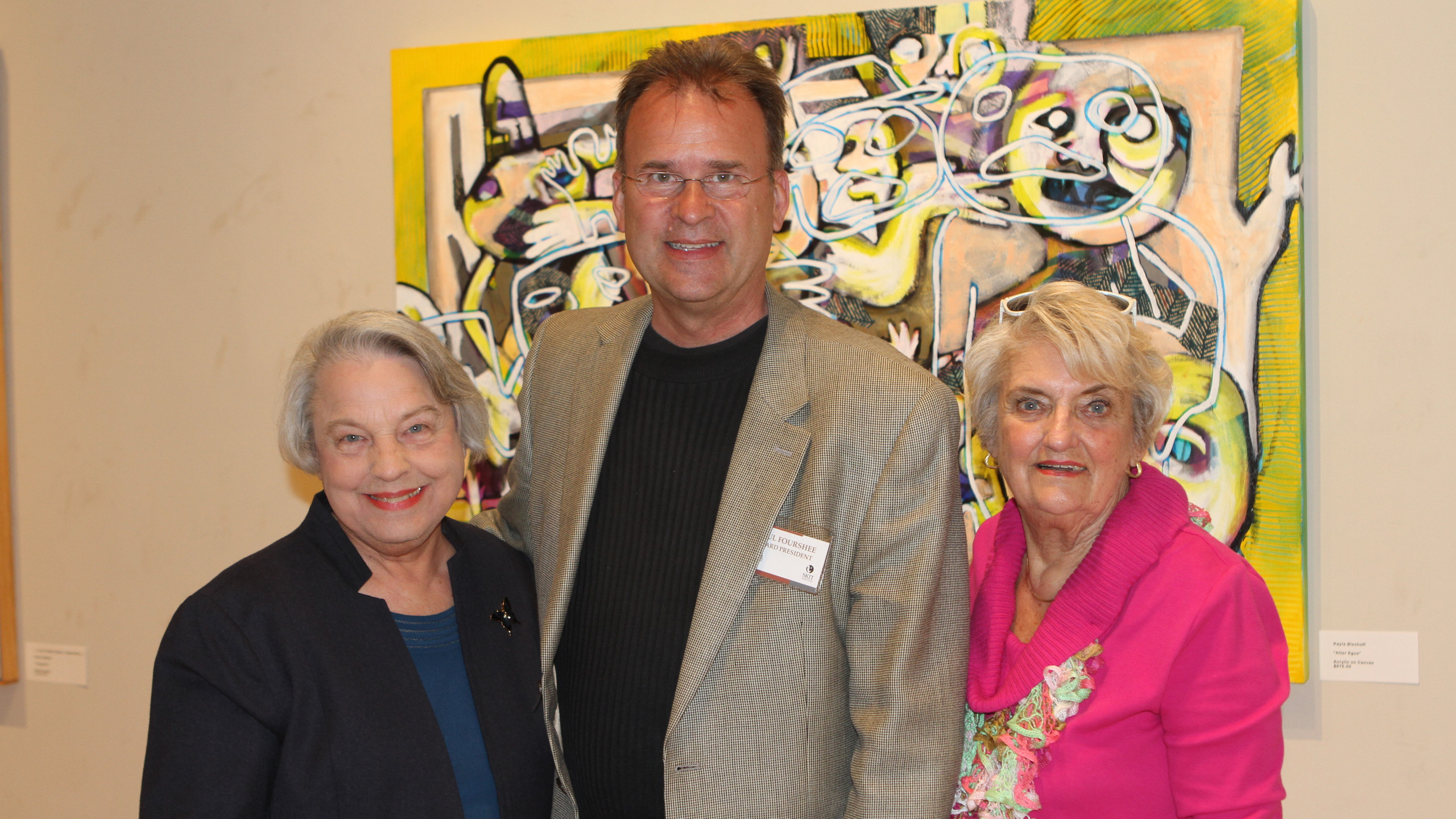 Becky Boggess, Paul Fourshee, Jane Ann Pace 2