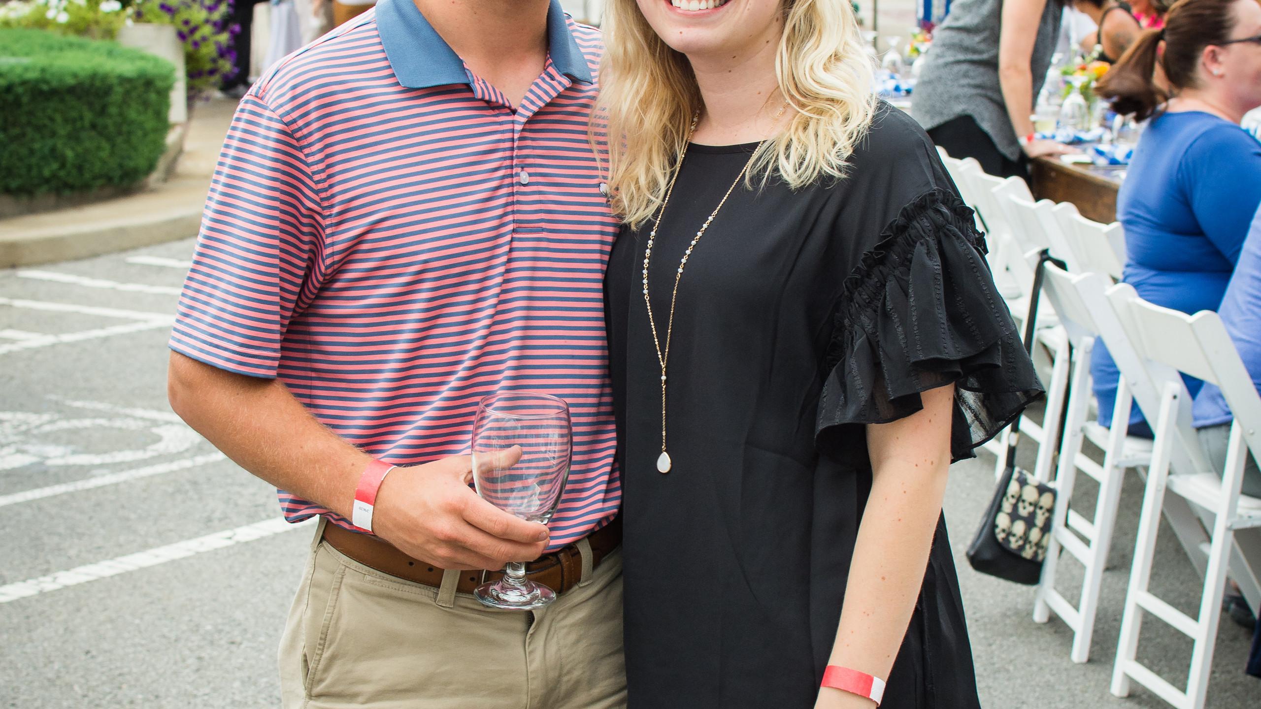 Luke and Megan Baggett