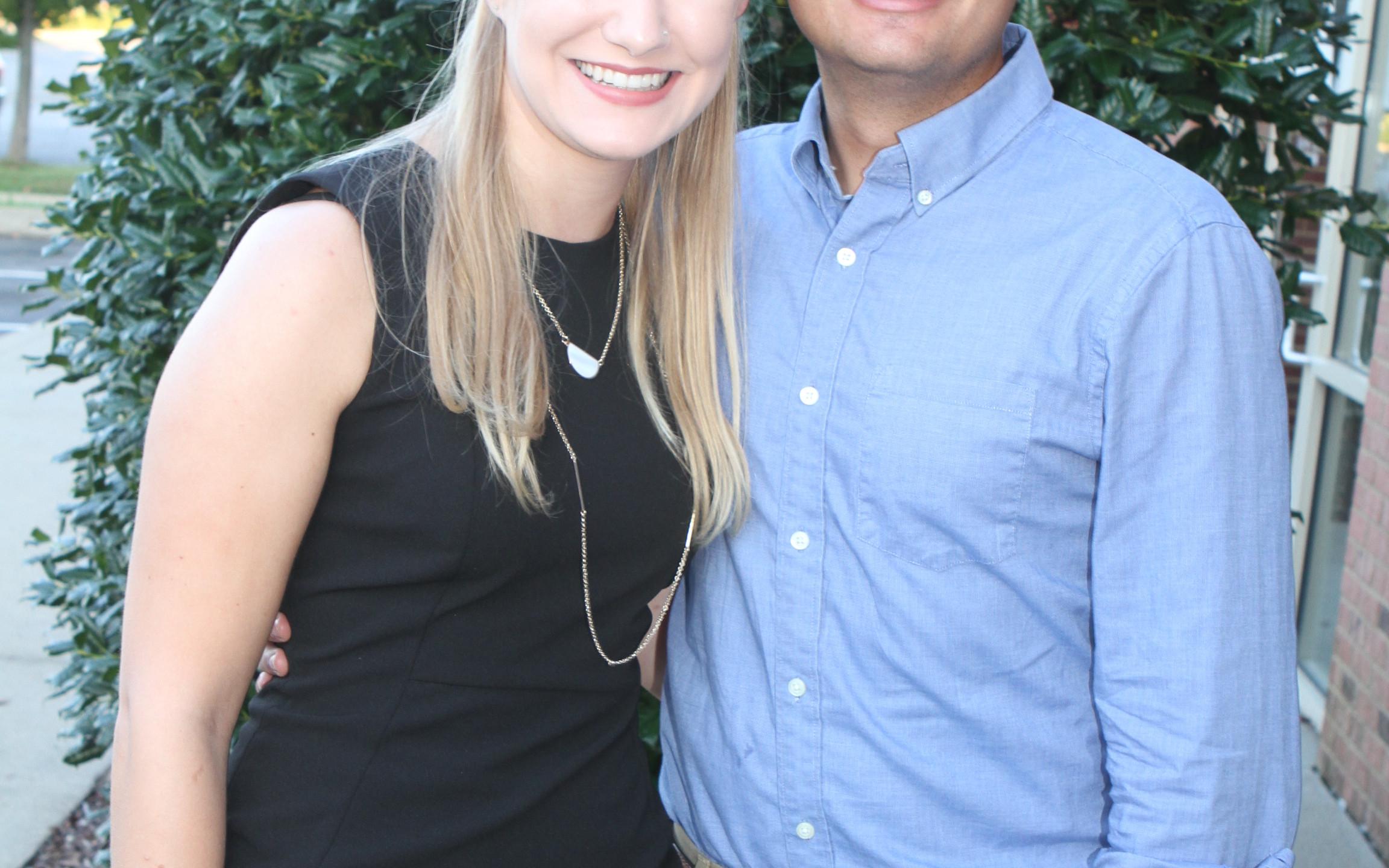 Hunter & Cecilia Firebaugh