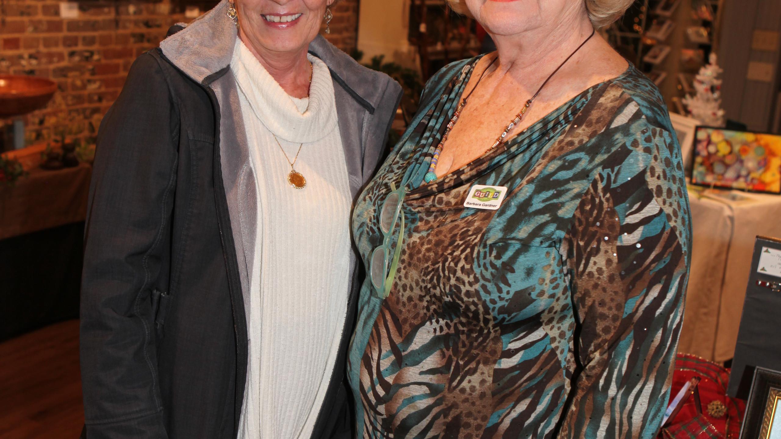 Mary Beth Ryder, Barbara Gardner