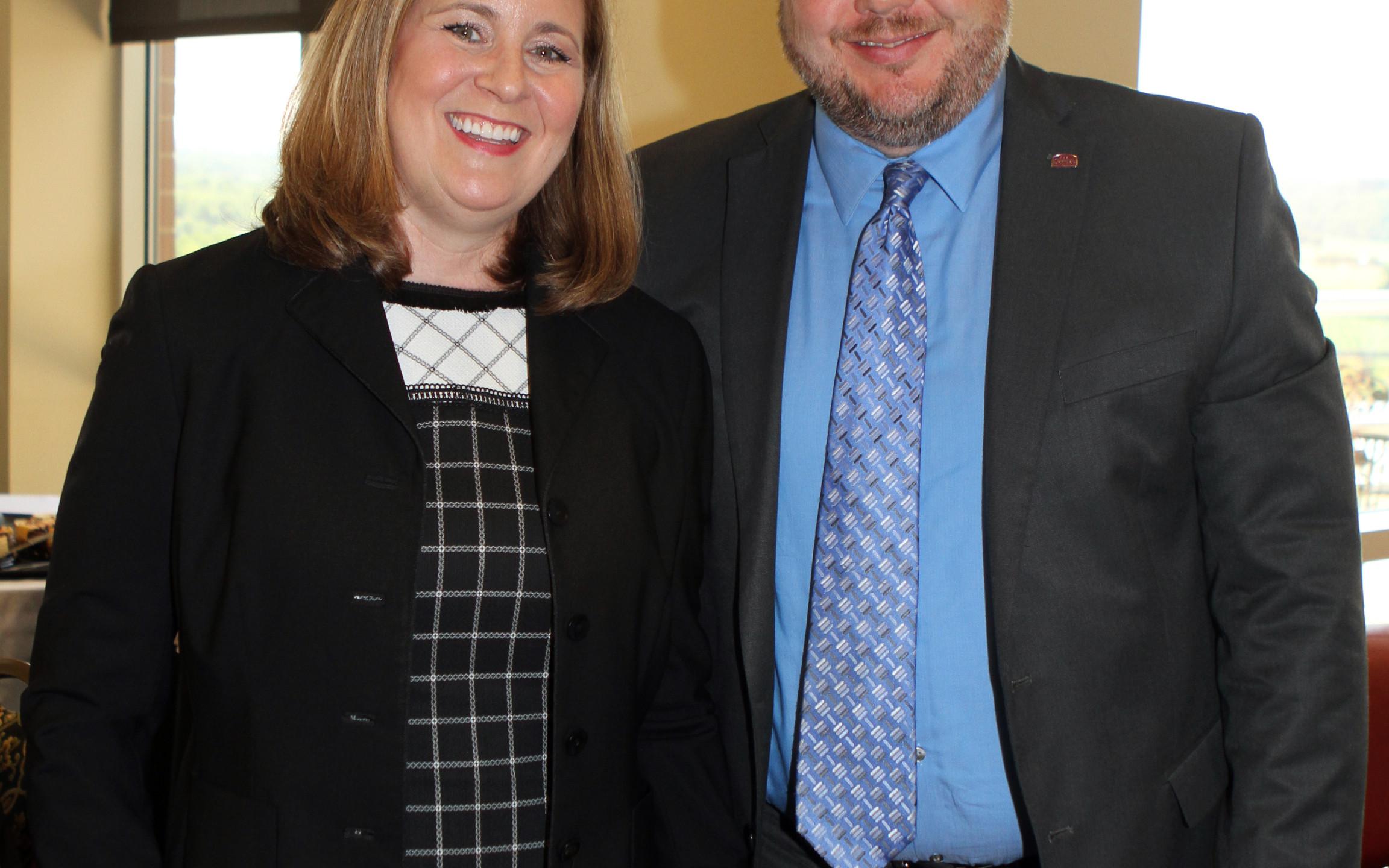Judge Jill Bartee Ayers, John Maher