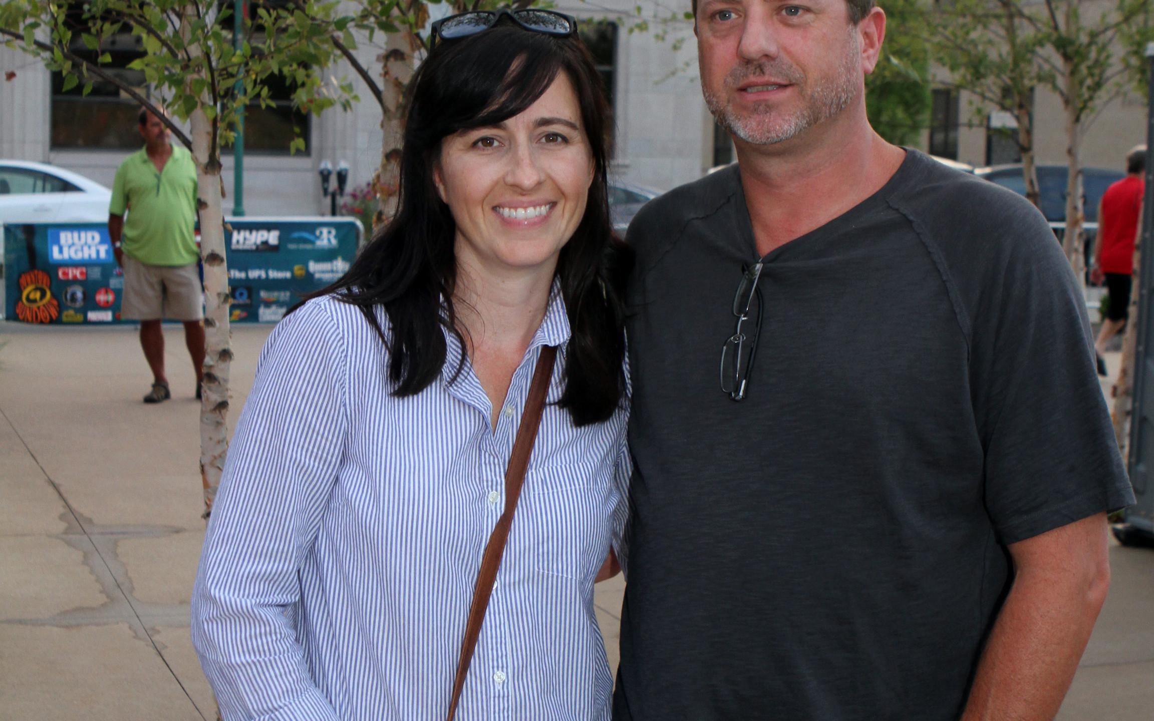 Amy & Brad Hart